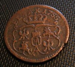 Image #1 of 3 Solidi / 1 Grosz 1755