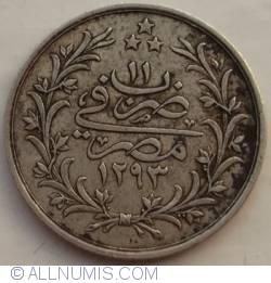 Imaginea #1 a 2 Qirsh 1885 (AH1293/11)