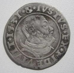Image #2 of 1 Groschen 1531