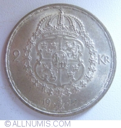 Image #1 of 2 Kronor 1944