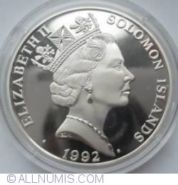 Image #2 of 10 Dollars 1992