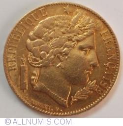 Imaginea #2 a 20 Franci 1851