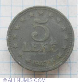 Image #1 of 5 Leke 1947