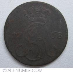 Image #1 of 1 Grosz 1768 G