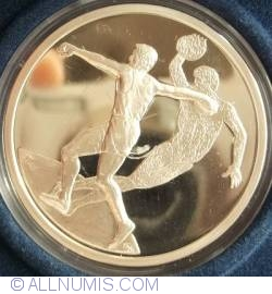 Imaginea #2 a 10 Euro 2003 - Olympic Games 2004 - Discus Throwers