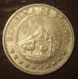 Imaginea #2 a 1 Peso 1968