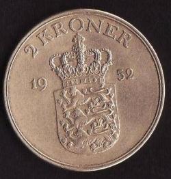 Image #1 of 2 Kroner 1952