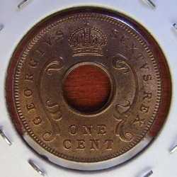 Image #2 of 1 Cent 1949