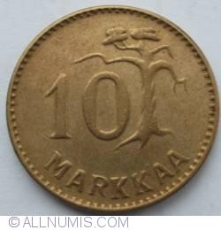 10 Markkaa 1955