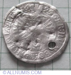 Image #1 of 3 Kreuzer 1695
