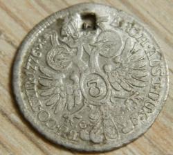 Image #1 of 3 Kreuzer 1776