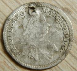 Image #2 of 3 Kreuzer 1776