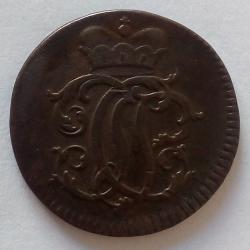 4 Pfening 1758