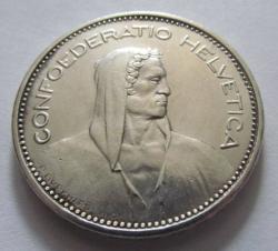 Image #2 of 5 Francs 1965