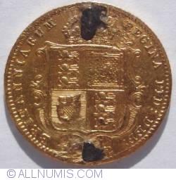Half Sovereign 1892