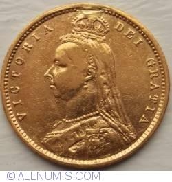 Half Sovereign 1891