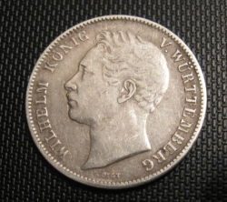 Image #2 of 1/2 Gulden 1840