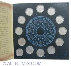 Imaginea #1 a Set monetarie 2016 - Zodiacul