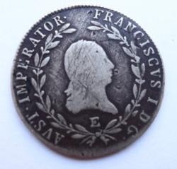 Image #2 of 20 Kreuzer 1822 E