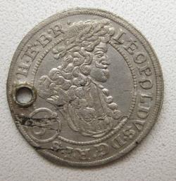 Image #2 of 3 Kreuzer 1697