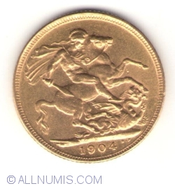 Image #1 of Sovereign 1904