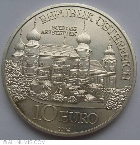 10 euro 2004 comemorative 1999 2019 euro austria. Black Bedroom Furniture Sets. Home Design Ideas