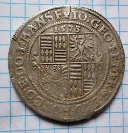 1 Thaler 1573