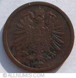 Image #2 of 2 Pfennig 1874 A