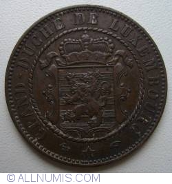 Image #2 of 10 Centimes 1855 A