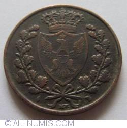 Image #2 of 5 Centesimi 1826
