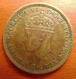 Imaginea #2 a 1 Shilling 1940