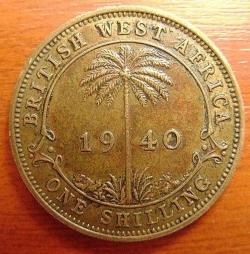 Imaginea #1 a 1 Shilling 1940