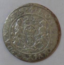 Image #2 of 1/4 Thaler-10 Groszy 1624