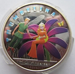 Image #2 of 1 Dollar 2010 - Thumbelina