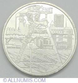 Image #2 of 10 Euro 2003 F - Ruhrgebiet