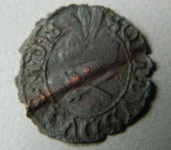 Image #1 of 1 Solidus ND (1661-1665) - Type 1