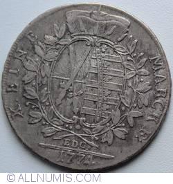 Image #1 of 1 Thaler 1774