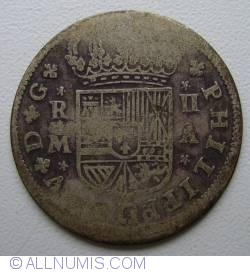 Image #2 of 2 Reales 1721