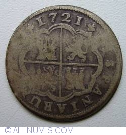 Image #1 of 2 Reales 1721
