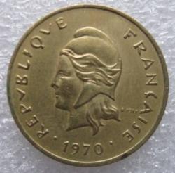 Imaginea #2 a 1 Franc 1970