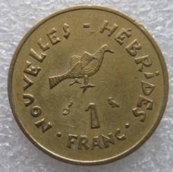 1 Franc 1970