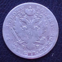 Image #1 of 1 Zloty 1822