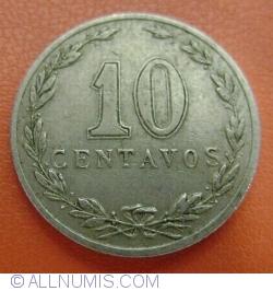 Image #1 of 10 Centavos 1909