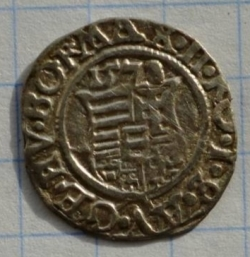 Image #1 of 1 Dinar 1573