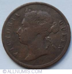 Image #2 of 1 Cent 1877