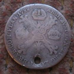 1/4 Kronenthaler 1788