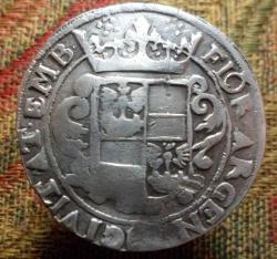 Image #1 of 2/3 Thaler (28 Stuber) ND (1624-1637)