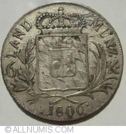 Image #1 of 6 Kreuzer 1806