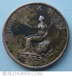Imaginea #1 a Halfpenny 1799