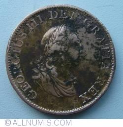 Imaginea #2 a Halfpenny 1799